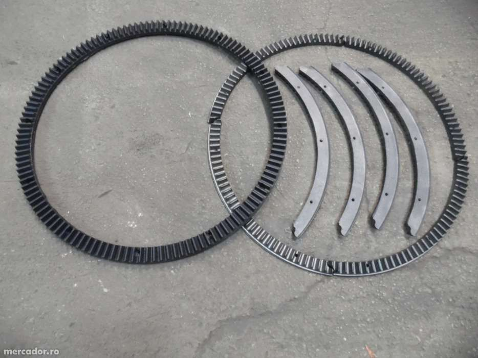 Coroana/ cremaliera betoniera Limex 125 litri