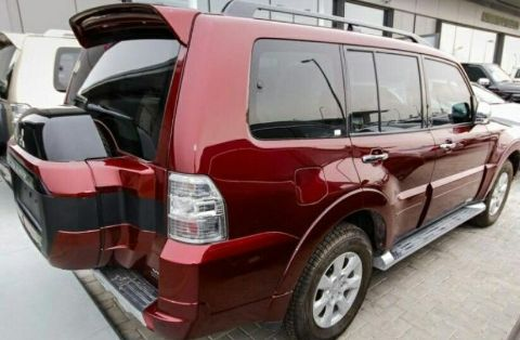 Mitsubishi Pajero Ingombota - imagem 2