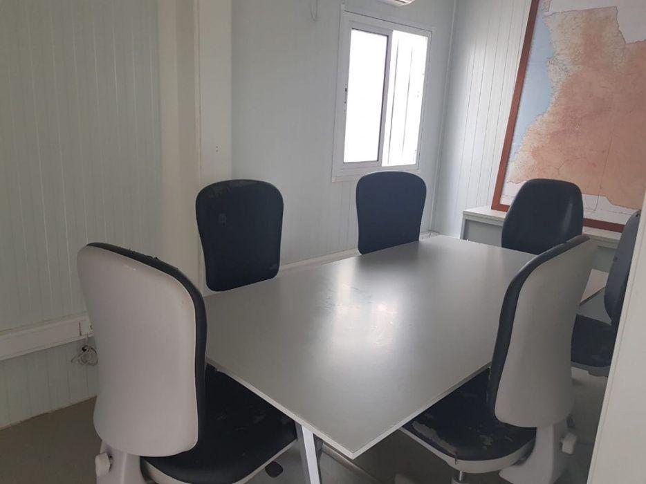 Venda de escritórios contentorizados mobilado e climatizados