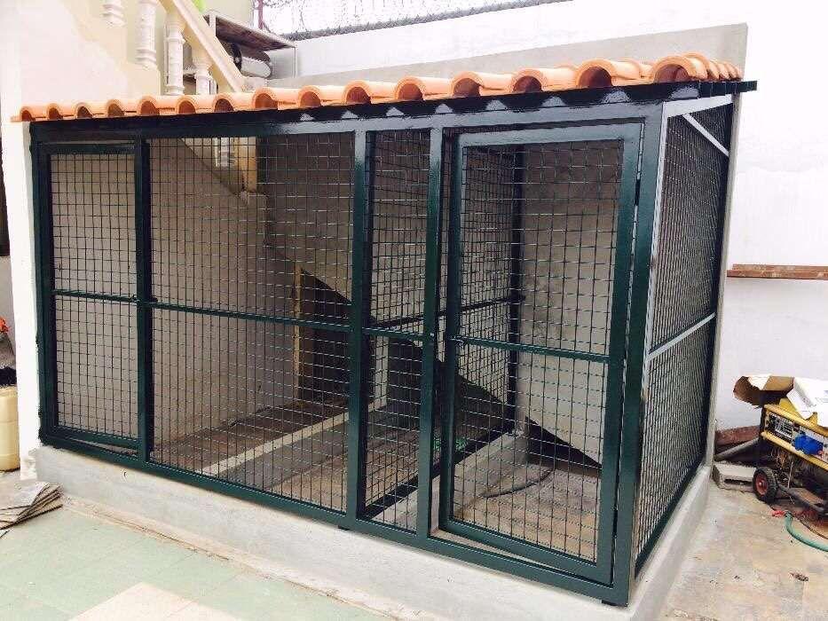 jaulas e gaiolas