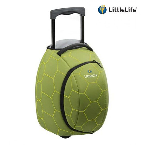 Детски куфар LittleLife Animal Костенурка/Динозавър