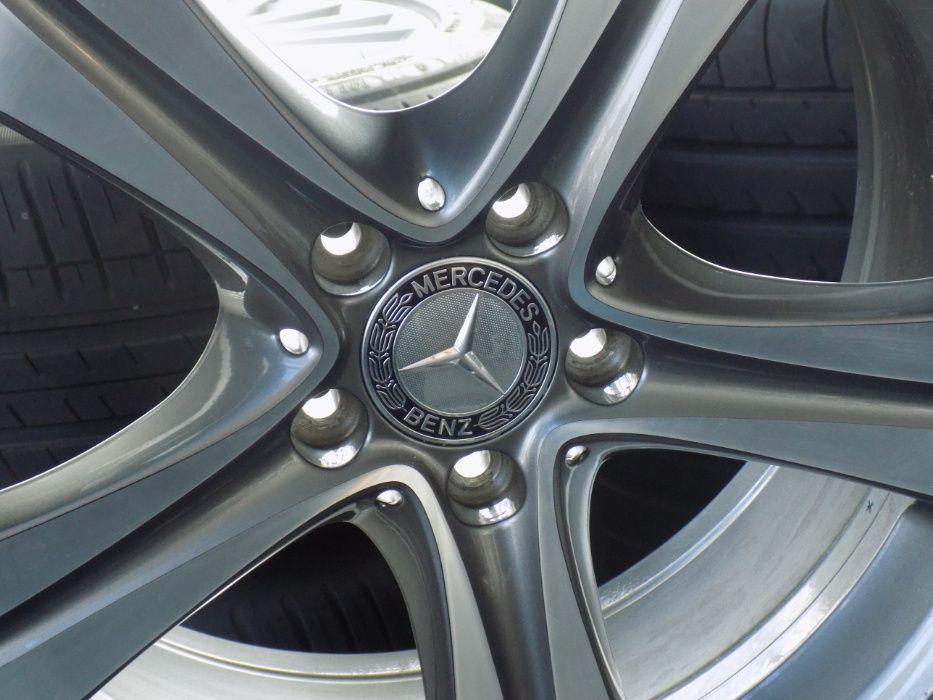 Jante Mercedes Originale E Class W 213 Anvelope iarna 245/45/R18 Bucuresti - imagine 4