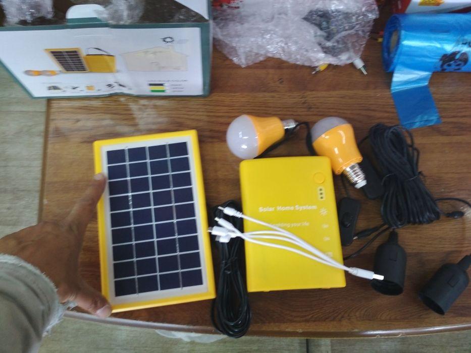 Солнечный батарея
