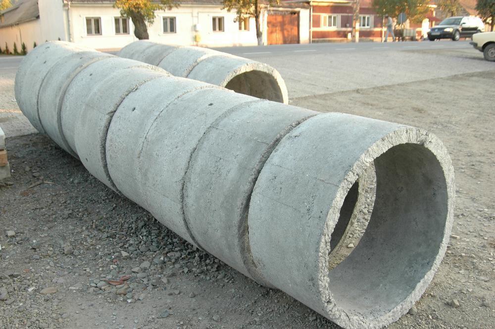 Tuburi de beton