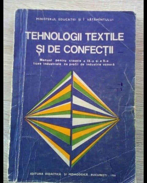 Carti croitorie vechi romanesti