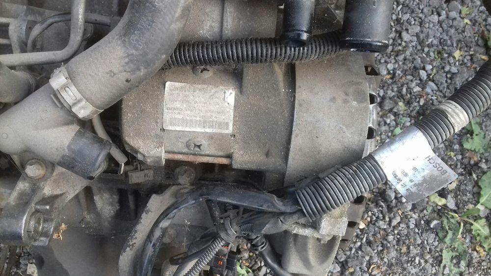 Alternator electromotor smart fortwo 0.6
