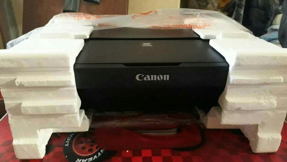 pixma canon na caixa