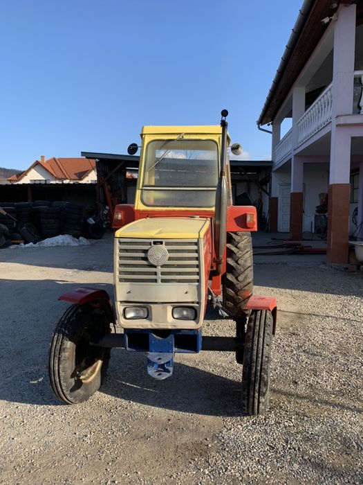 Tractor Steyr 540, 54PS, 1980