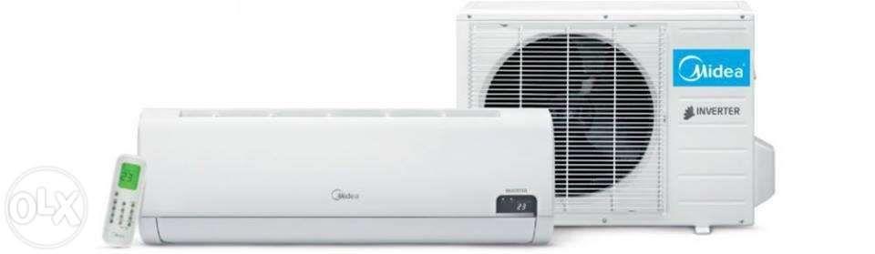 Fazemos Manutenção e Reparação e Montagem de ar- Condicionado.