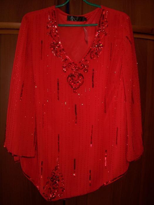 Продам блузку-тунику