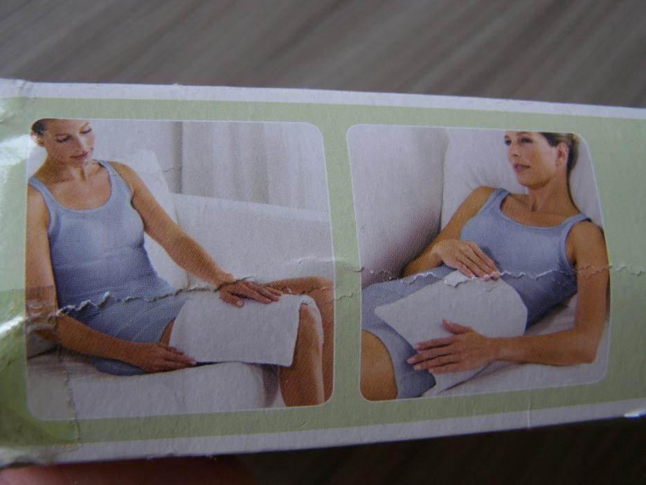 Разпродава: Загряваща възглавница за гръб, moor mud back pillow