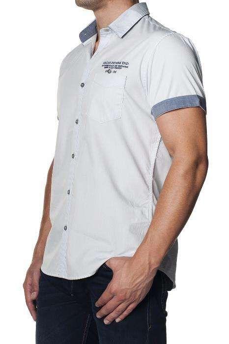 Camisa Marca Salsa - Tamanho M - Nova com Etiqueta
