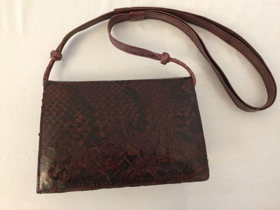 Новая сумка из кожи крокодила, ручная работа. ЮАР