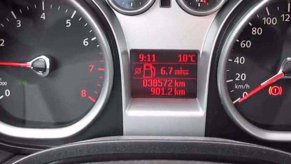 Reparatii ceasuri de bord Ford Focus 1 2 3