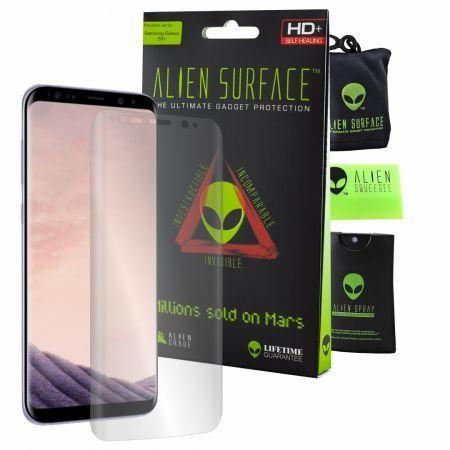 Folie Alien Surface HD, Samsung GALAXY S8, protectie ecran