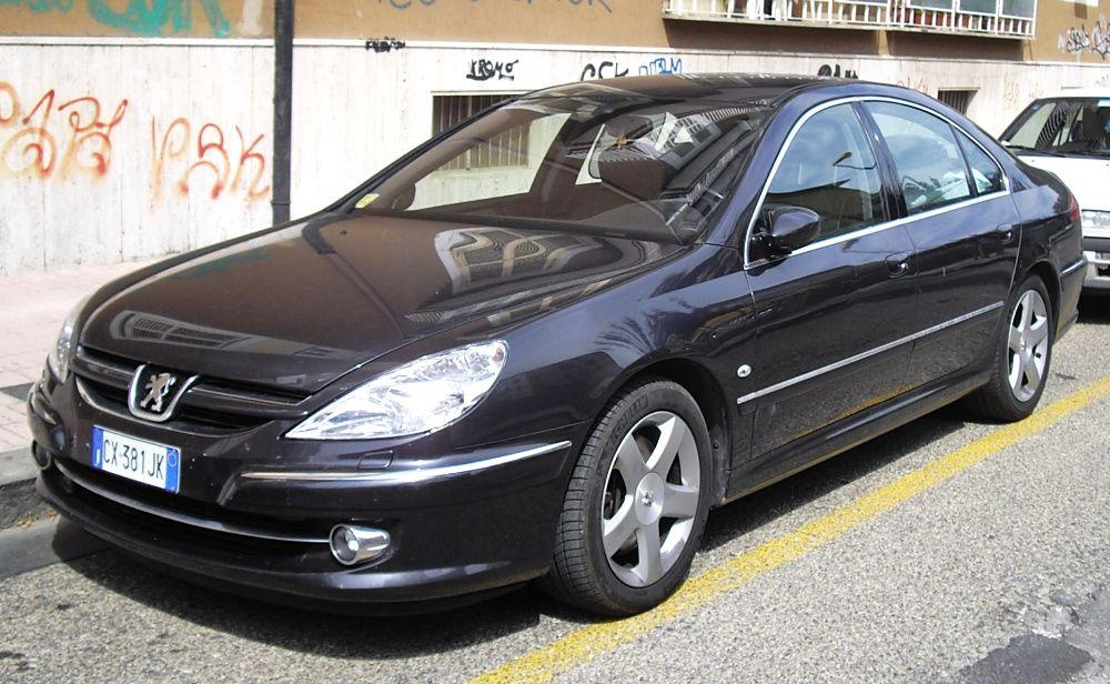 Dezmembrez Peugeot 607 2002 2.2 hdi negru metalizat