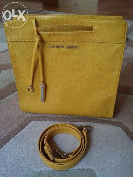 Чанта Armani Jeans от еко кожа