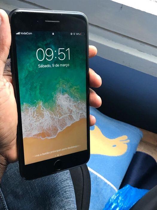 iPhone 7 Plus 32g fora da caixa