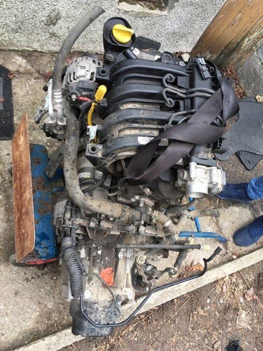 Двигател Рено клио Renault clip d4f