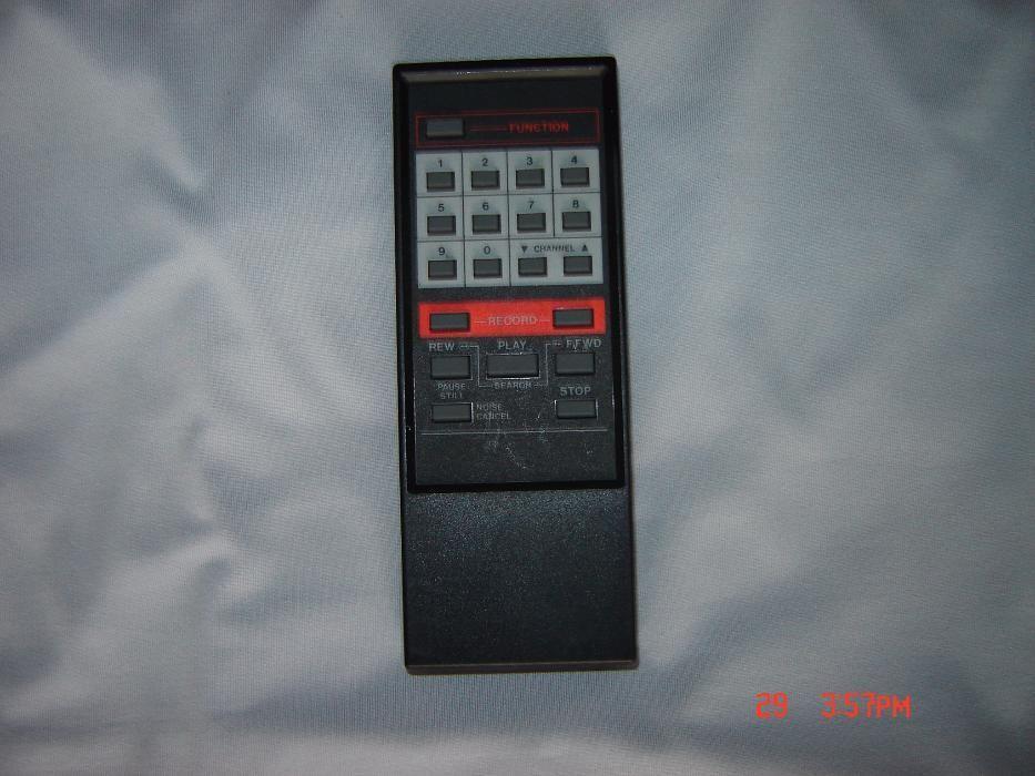 telecomanda Technics videorecorder VHS Japan