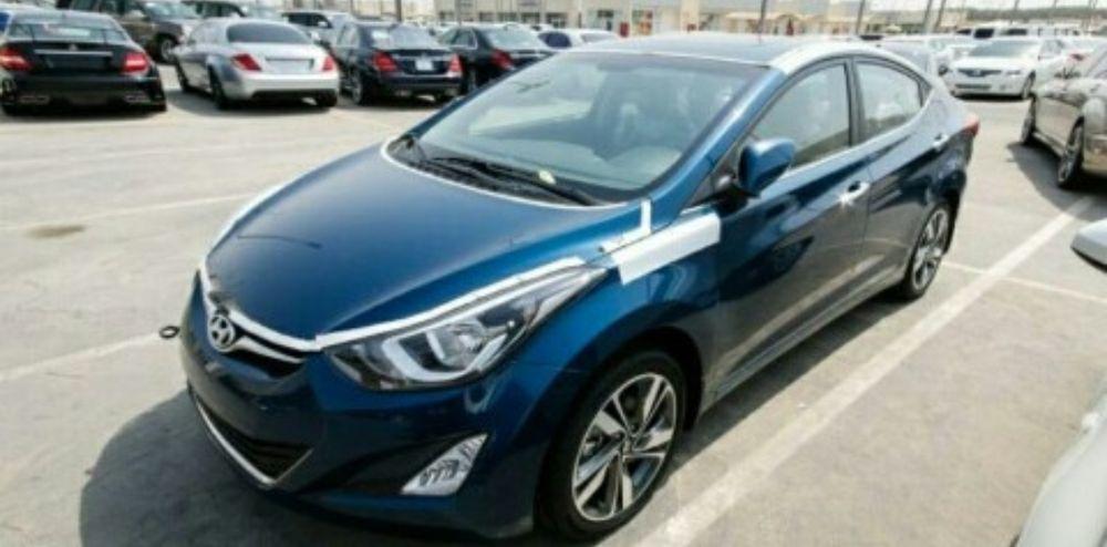 Hyundai elantra novo a venda