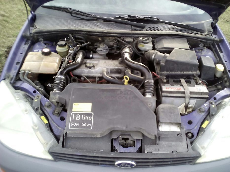 Motor ford focus 1