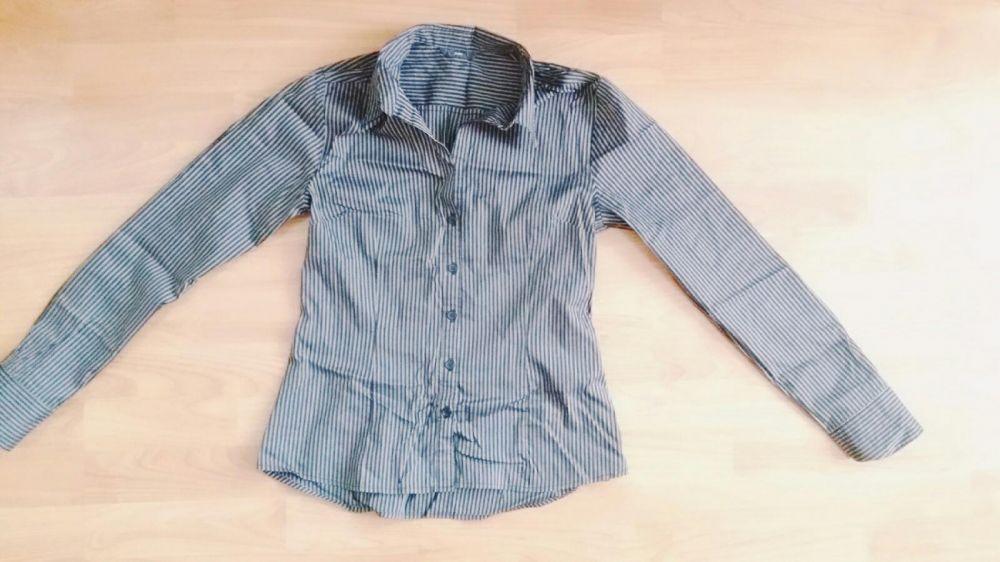 H&M Дамска риза с дълъг ръкав