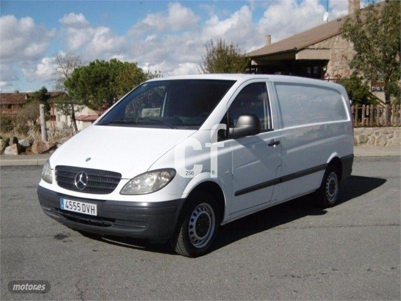 Dezmembrez Mercedes Vito 111 CDI euro 4