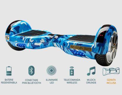 """Ховърборд 6.5"""" Ню самунг на ШОК Цени с 3 Год. Гаранция! Вносител! гр. Силистра - image 6"""