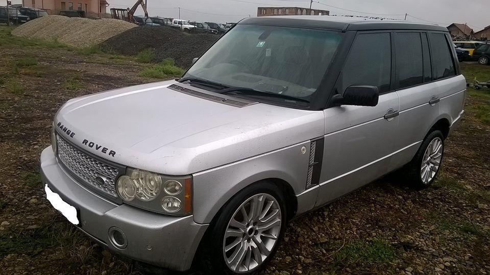 Dezmembrez Range Rover Vogue