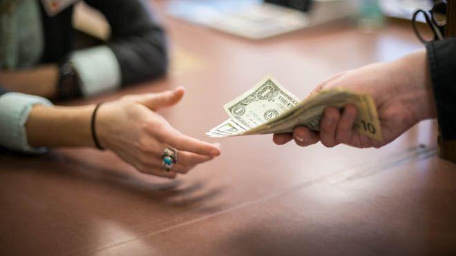 взыскание долгов с банковских должников