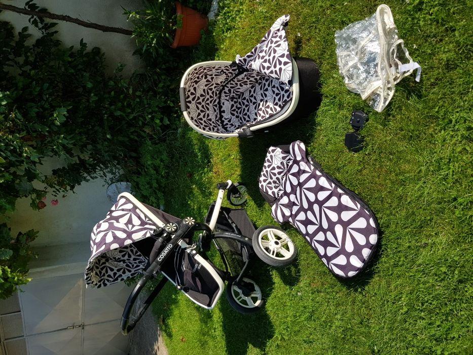 Детска количка Cossato Ooba