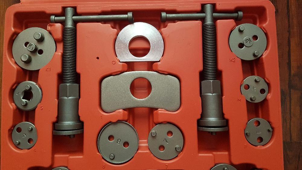 Комплект 21 части за връщане на спирачни цилиндри