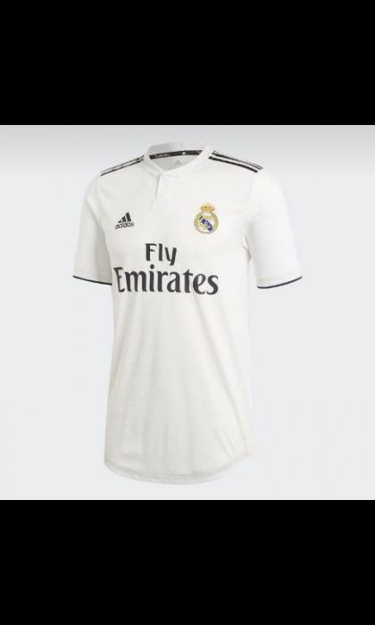 Camisete do real
