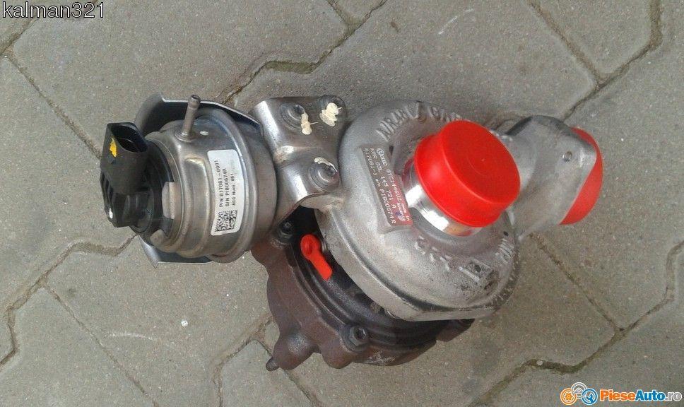 Turbina, Turbo Audi-A4,B8,8K- 2,0 TDI 143-cp, Original !!!