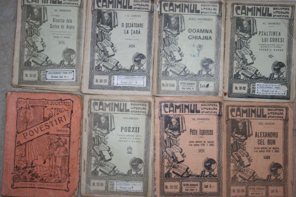 Vand carticele anii 20-30 biblioteca ,,societatii steaua,,