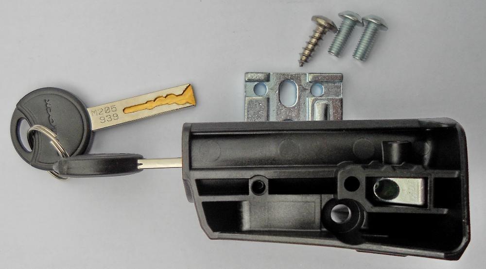 Yala Trelock cu 2 chei pentru biciclete electrice cu sistem Yamaha