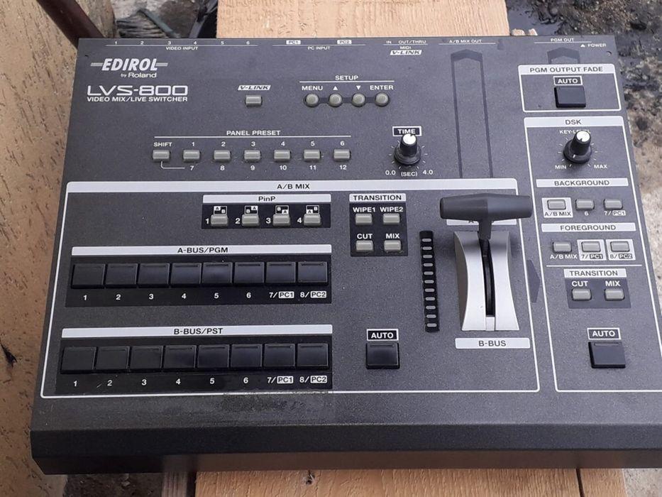 Mixer ROLAND Edirol LVS -800