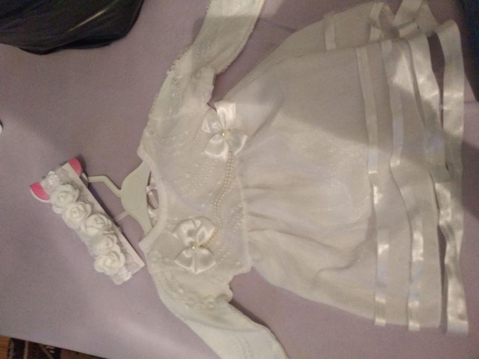 Бебешка официална рокля