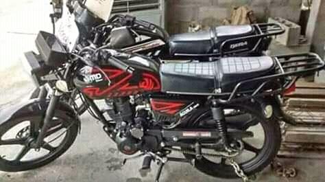 Moto puma 0km