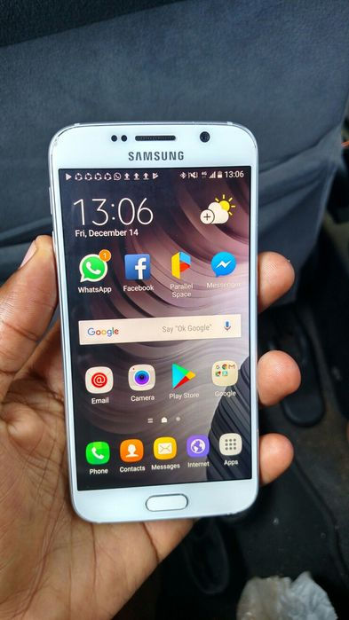 Samsung S6 limpo