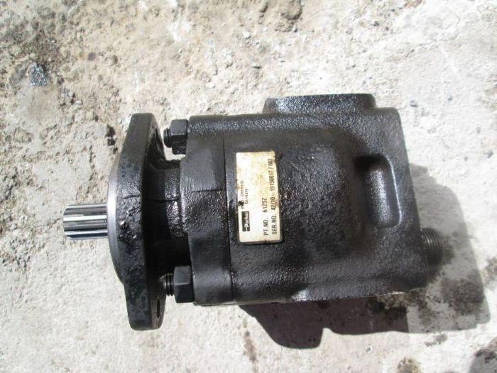 Pompa Parker 6125Z 42/10