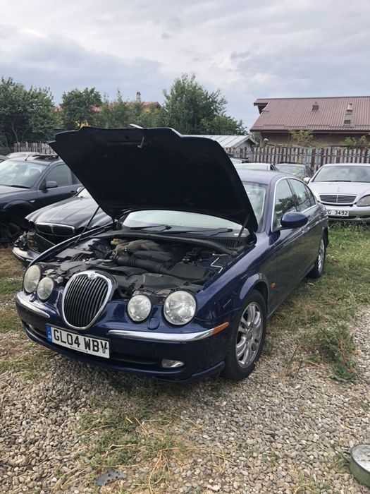 Dezmembrez jaguar S type 2.5 3.0 benzina