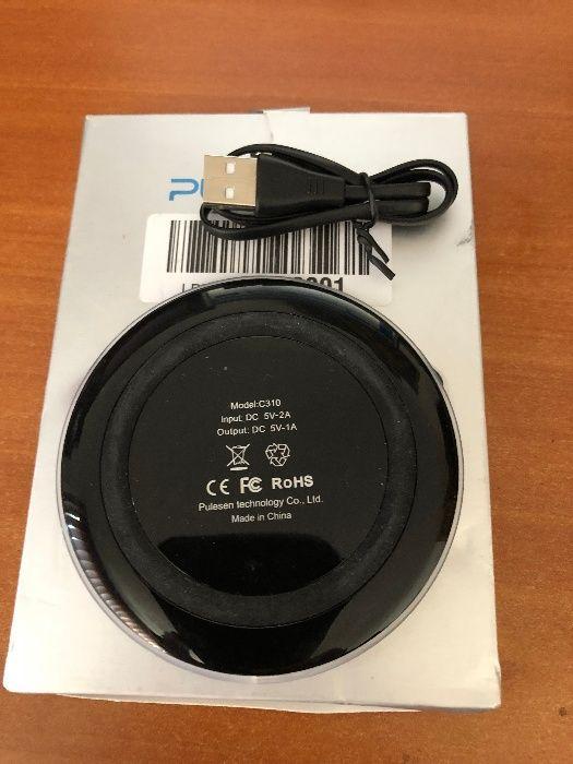 Incarcator wireles,fara fir,pentru Iphone 8,8 plus si Samsung