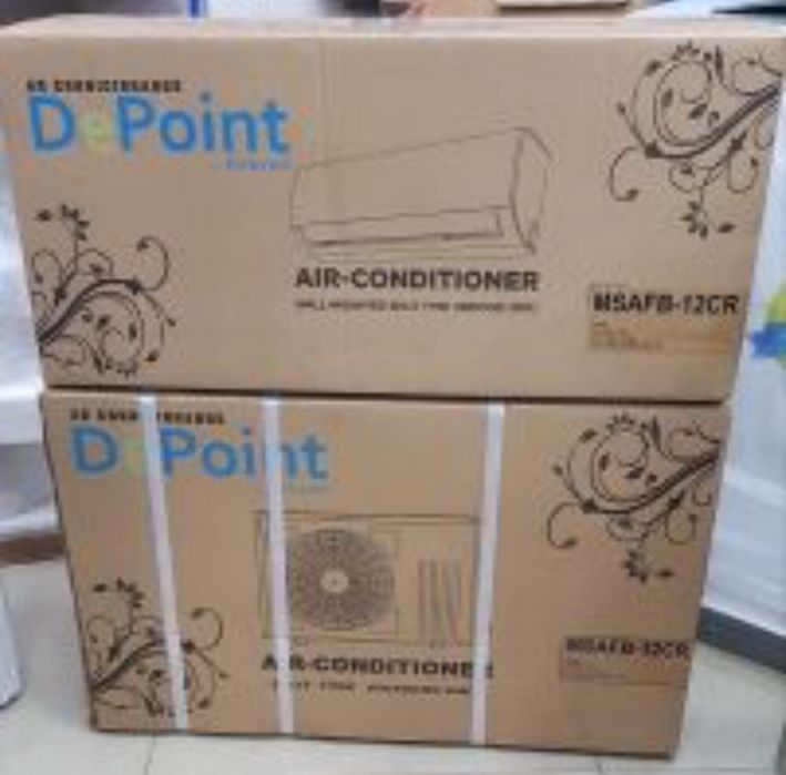 Ar-Condicionado(A/C) DePoint 12000BTU & Vários