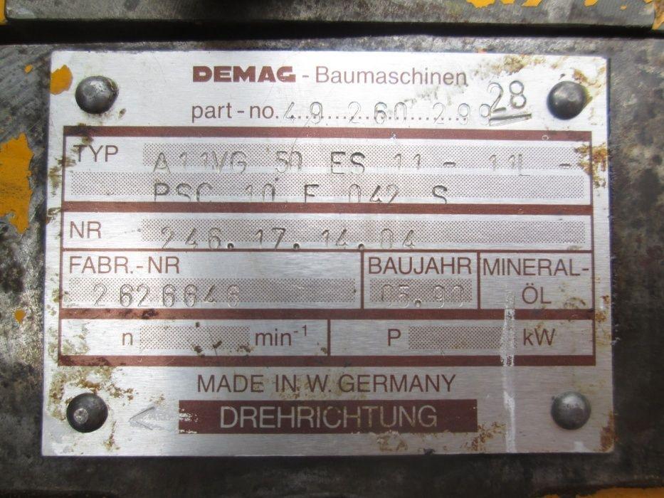 Pompa Hydromatik A11VG50ES11 Brasov - imagine 7