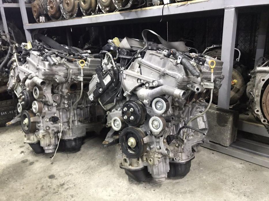 Двигатель 2GR на Тойота Камри