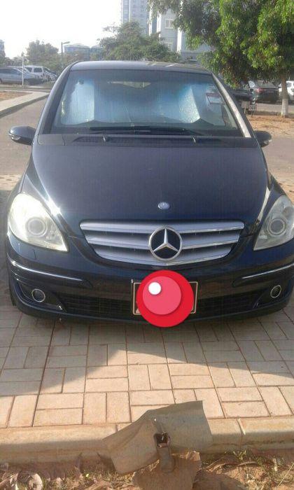 Mercedes B170