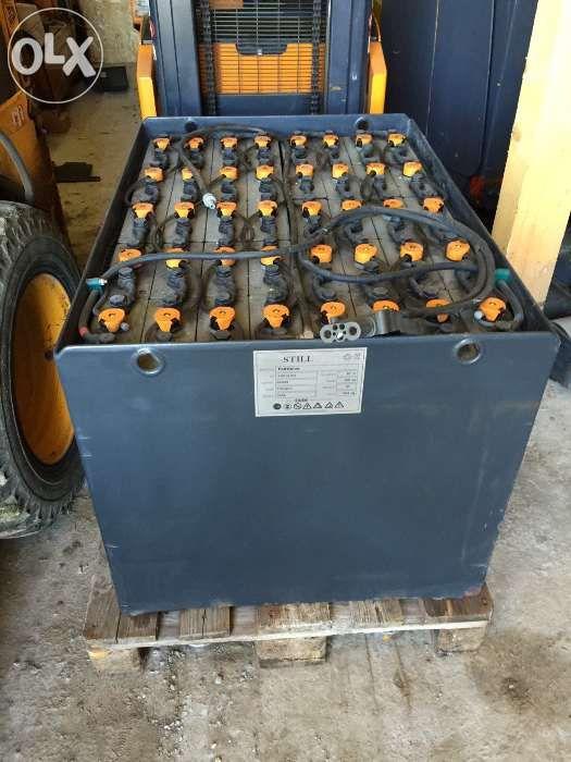 Baterie tractiune stivuitor 24V,48V si 80V