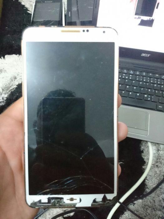 Samsung note 3 - n9006. Pt piese. Placa de baza buna